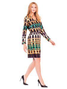 Платье KENZO L'AF